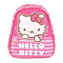 Ghiozdan Gradinita Roz Hello Kitty