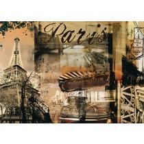 Puzzle Ravensburger - 1000 de piese - Nostalgia Parisului  SARRA PUZZLE