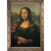 Puzzle Trefl - 1000 de piese - Mona Lisa SARRA PUZZLE