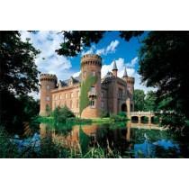 Puzzle Trefl - 1500 de piese - Castelul Moyland, Germania  SARRA PUZZLE