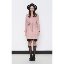 Palton KVINNA Pink Pattern,roz,L KVINNA