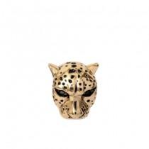 Talisman, Leopard, Argint placat cu aur galben 18 K Christina Diamonds SRL