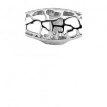 Talisman, Long Heart Tube, Argint Christina Diamonds SRL