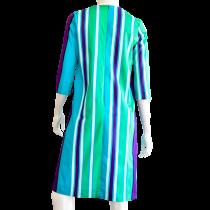 Rochie KVINNA Vertical Stripes,multicolor,S KVINNA