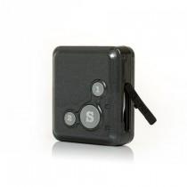 Mini telefon cu GPS Incorporat pentru batrani si copii, Negru