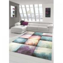 Covor MERINOS, Pastel 21680 110 Multi, 120 x 170 cm, densitate covor 3 KG/m², grosime covor 13 mm, numar noduri pe m² 290000Adaugă nume produs
