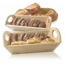 Cos paine (covata) din lemn 31x14x7 cm AdHoreca