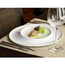 Platou prezentare rotund, 30 cm - Gourmet AdHoreca