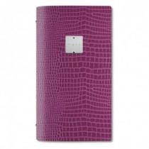 Coperta meniu Fashion 4RE  violet kroko AdHoreca
