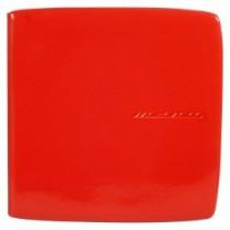 Coperta meniu Pop 21x21 cm, culoare rosu lacuit AdHoreca