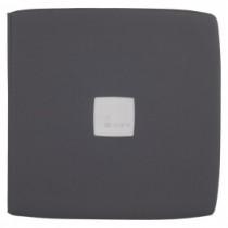 Coperta meniu Smart 21x21 cm, culoare gri AdHoreca