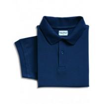 Polo bumbac 100%, culoare albastru inchis AdHoreca