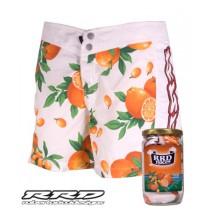 Pantaloni de plajă bărbați RRD Maestrale Jam Orange Beachshort ShopeXtrem