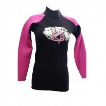 Bluză neopren femei Mystic Crown Vest LS ShopeXtrem