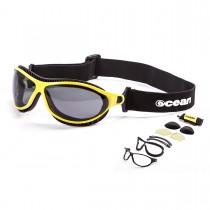 Ochelari Ocean Tiera De Fuego Yellow   smoke lens ShopeXtrem