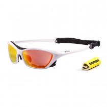 Ochelari Ocean Lake Garda Shiny White   Revo lens ShopeXtrem