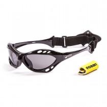 Ochelari Ocean Cumbuco Shiny Black   smoke lens ShopeXtrem