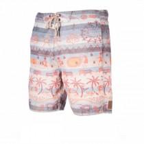 Pantaloni de plajă bărbați Mystic Ethnic Boardshort ShopeXtrem