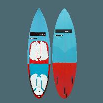 Placă de kitesurfing RRD BARRACUDA K V2 ShopeXtrem