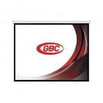 "Ecran de proiectie electric GBC format 16:10, diagonala 106"" GBC EXIM"