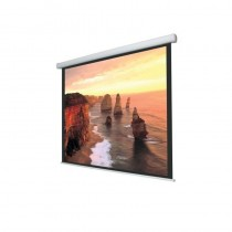 Ecran proiectie videoproiector electric Ligra Cinedomus 180/16:9 GBC EXIM