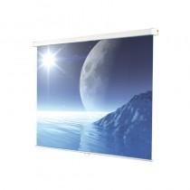 Ecran de proiectie manual Ligra Ecoroll 244cm x 244cm GBC EXIM