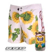 Pantaloni de plajă bărbați RRD Maestrale Jam Sunflower Beachshort ShopeXtrem