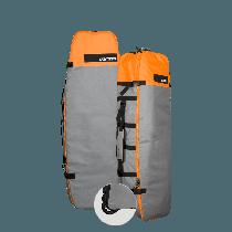 Geantă echipament kite/wake RRD TWINTIP WHEELS TRIPLE BOARD BAG V2 ShopeXtrem