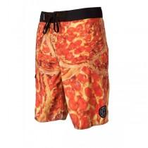 Pantaloni de plajă bărbați Pizza Boardshort ShopeXtrem