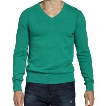 Pulover Tommy Hilfiger Pacific Premium Cotton V Nk Classic IMA TREND