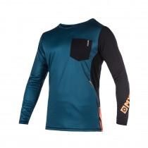 Bluză UV bărbați Mystic MVMNT Quick Dry L/S ShopeXtrem