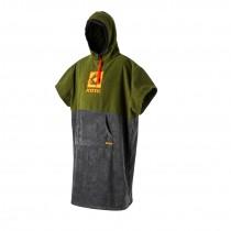 Prosop poncho adulţi Mystic Poncho Grey/Army ShopeXtrem