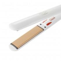 Placa Ceramica pentru Indreptat Parul cu Incalzire Rapida Adler, Putere 200W, cablu rotativ, culoare alb