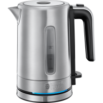 Fierbator Russell Hobbs Compact Home Brushed 24190-70, 2200 W, 0.8 L, Design compact, Inox