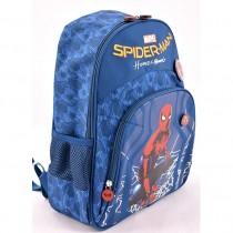 Ghiozdan Clasa 0 Spiderman (Albastru)