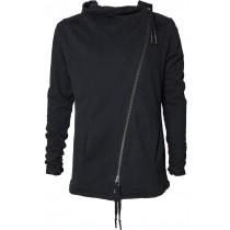Cardigan Asimetric Zipper