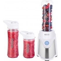 Blender ECG SM 5030 Mix&Go, 500 W, 22 000 rpm, 3 recipiente