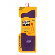 Sosete Heat Holders Ultra Lite Mov 35-39 EU