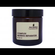 Complex nutritiv reparator, Hera Medical Cosmetice BIO, 60 ml Totsub20