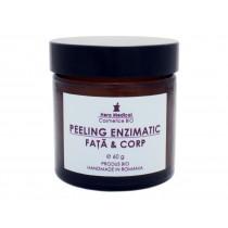 Peeling enzimatic facial, Hera Medical Cosmetice BIO, 60 ml Totsub20