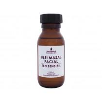 Ulei de masaj facial, Formula Ten Sensibil, Hera Medical Cosmetice BIO, 60 ml Totsub20