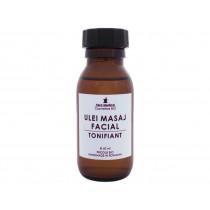 Ulei de masaj facial, Formula Tonifianta, Hera Medical Cosmetice BIO, 60 ml Totsub20