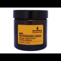 Crema anti-aging hidratanta pentru barbati, Hera Medical Cosmetice BIO, 60 ml Totsub20