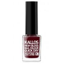 Kallos Lac de unghii High Gloss 181 Publicistic