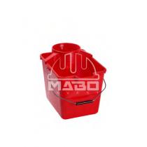 Galeata rectangulara cu storcator 15 L MABO INVEST