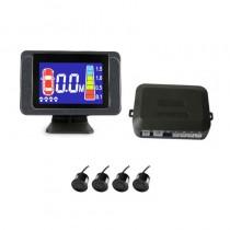 Senzori parcare cu display LCD 818 XENON BRIGHT