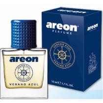 Odorizant auto Areon Perfume 50 ml new design Verano Azul XENON BRIGHT