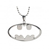 Lant Argintiu Batman Logo Kryptonited Z.inc