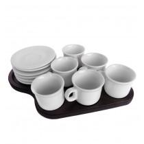 Set pentru cafea decor rustic CDT-46-OSH ALEXER SRL