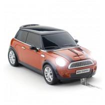 Mouse Mini Cooper S Spice Orange - USB ALEXER SRL